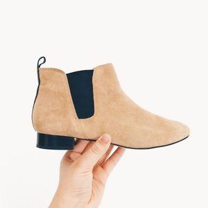 J.Crew Factory | Suede Chelsea Boots